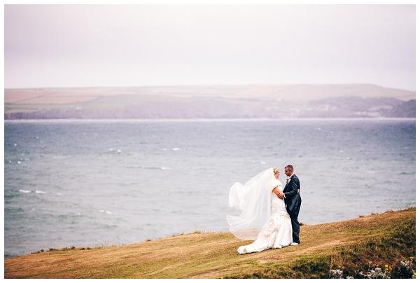 Katie & James Burgh Island Wedding (9)