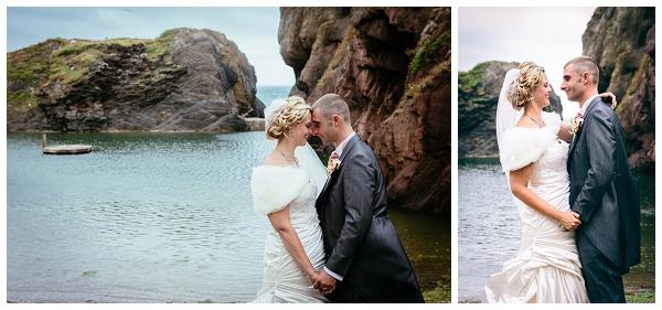 Katie & James Burgh Island Wedding (8)