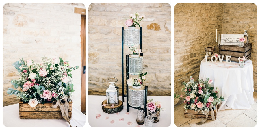 Kingscote Barn Wedding Katy & Pete (29)