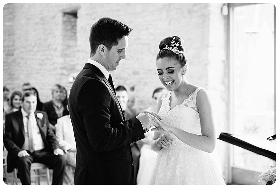 Kingscote Barn Wedding Katy & Pete (19)