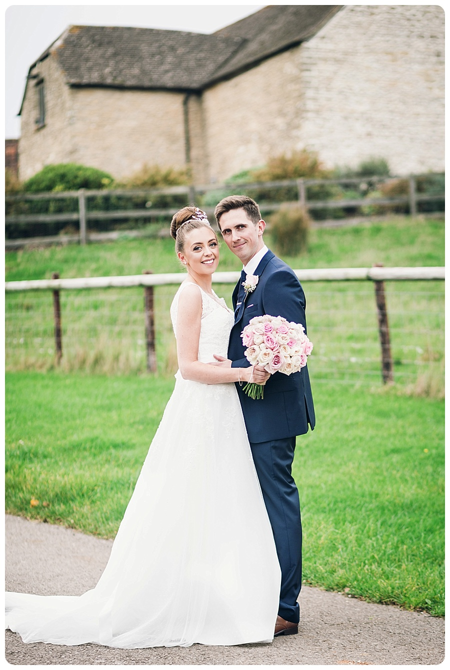 Kingscote Barn Wedding Katy & Pete (13)