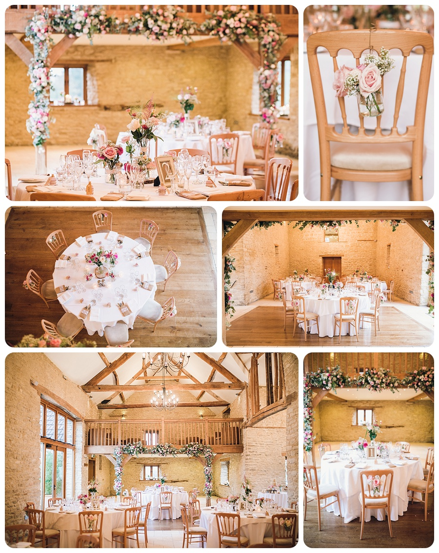 Kingscote Barn Wedding Katy & Pete (7)