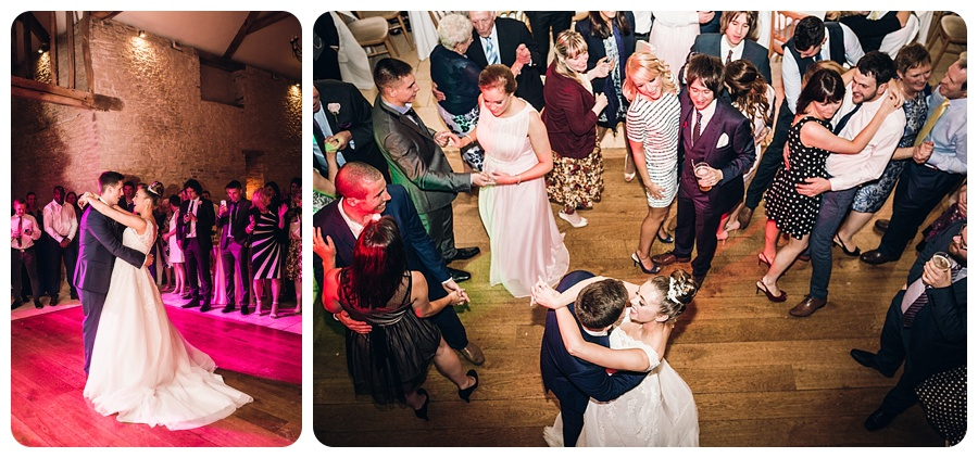 Kingscote Barn Wedding Katy & Pete (1)