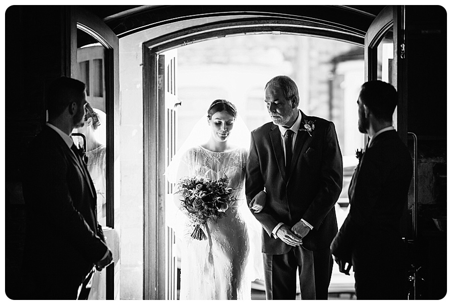 Kingscote Barn Wedding Alison & Stuart (31)