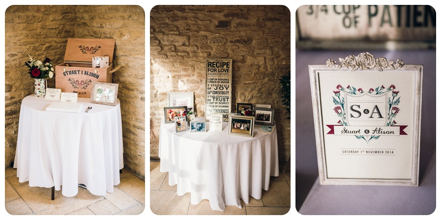 Kingscote Barn Wedding Alison & Stuart (15)