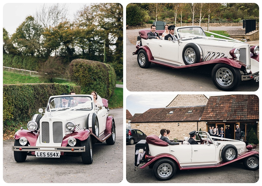 Kingscote Barn Wedding Alison & Stuart (14)