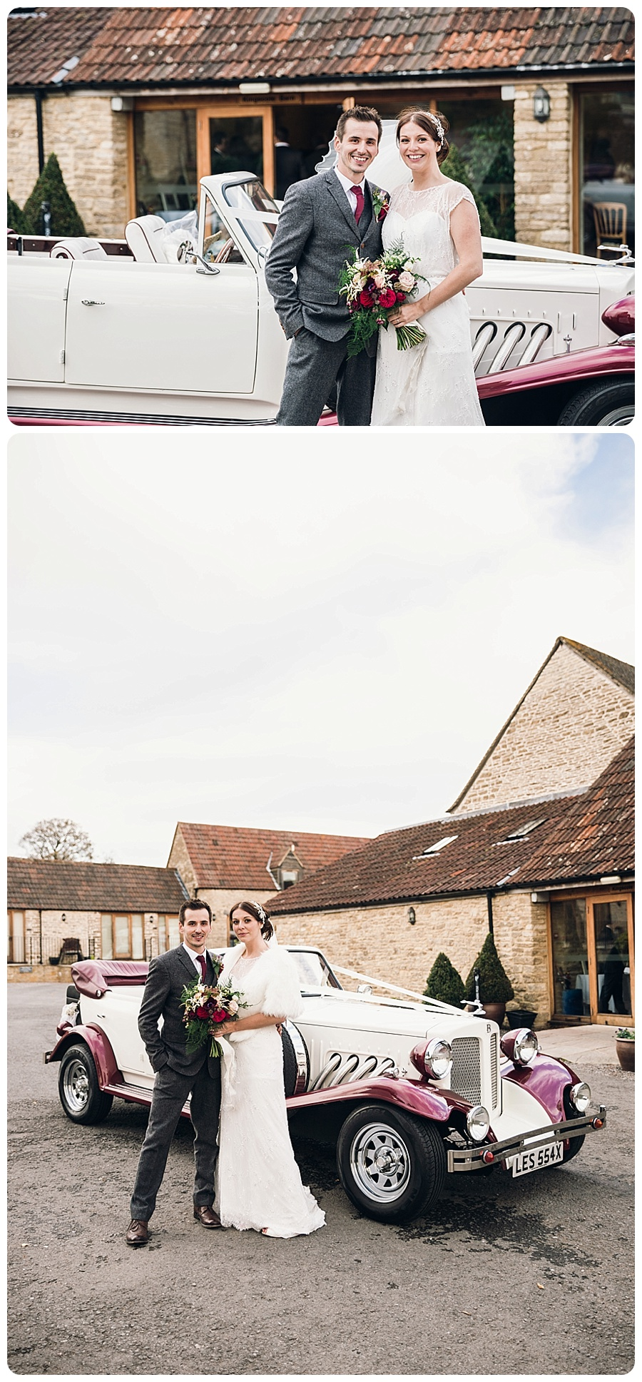 Kingscote Barn Wedding Alison & Stuart (13)