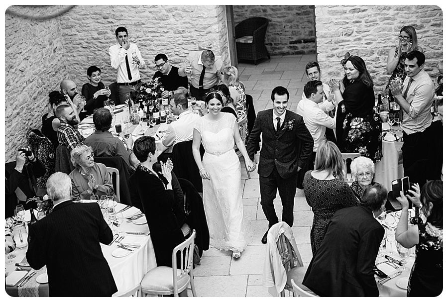 Kingscote Barn Wedding Alison & Stuart (3)