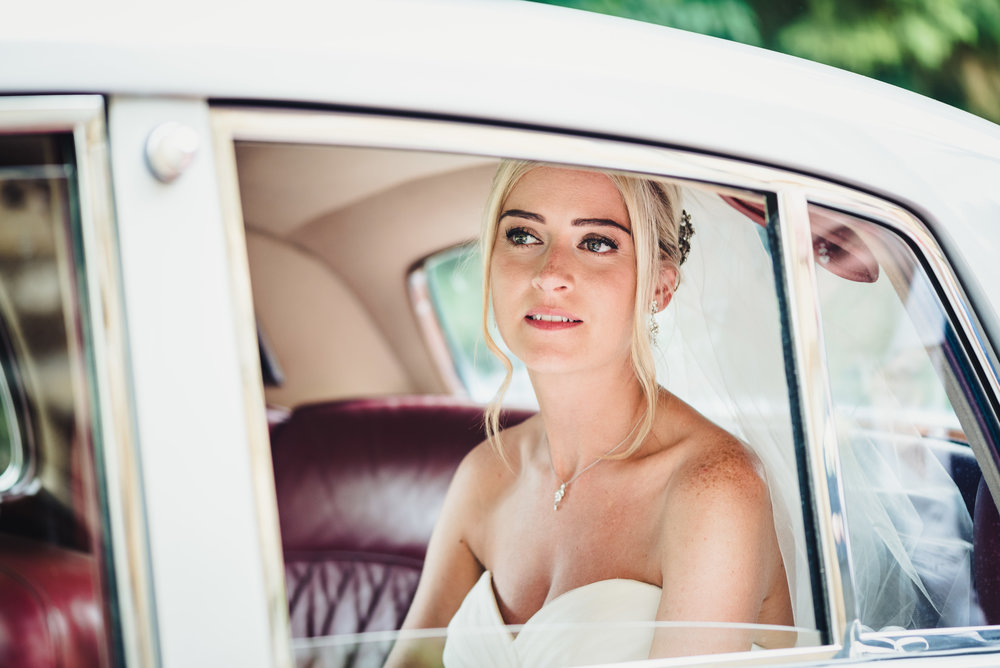Ettington Park Bride