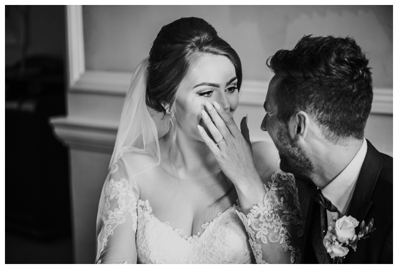 Brokencote Hall Wedding