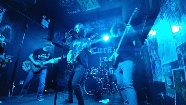 @letallismetal live at @lucky13saloon! #brooklyn #metal #lucky13 #livemusic