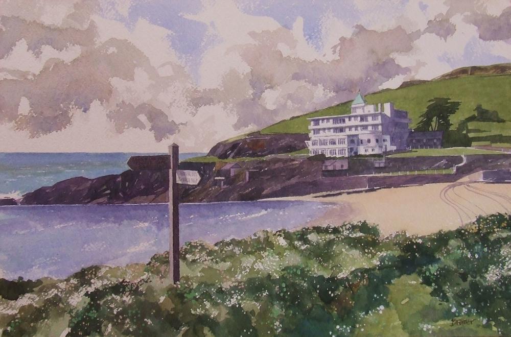 Burgh Island Hotel II