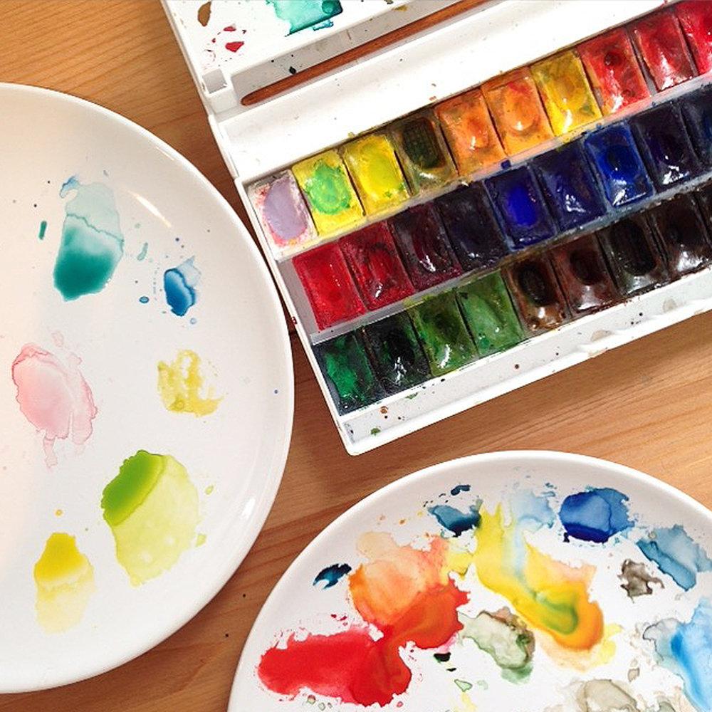 Paint box, Lindsay McDonagh