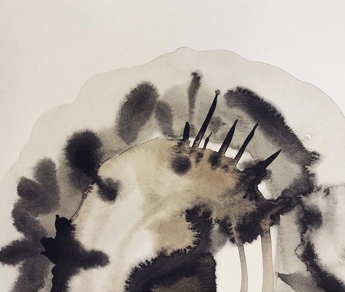 watercolour by Lindsay McDonagh