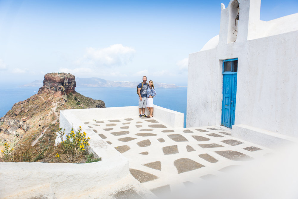 Santorini Destination Photographer