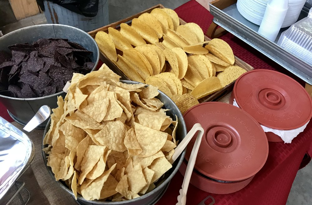 Variety of Nacho Chips, Taco Shells & Corn/Flour Tortilla Wraps!