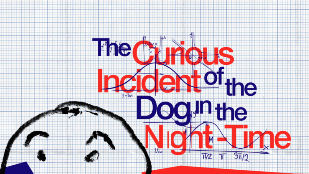 CURIOUS INCIDENT (VIDEO STILL)  NATIONAL THEATRE