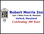 Robert Morris Inn - a long time customer of Carrion Home Repair, inc.