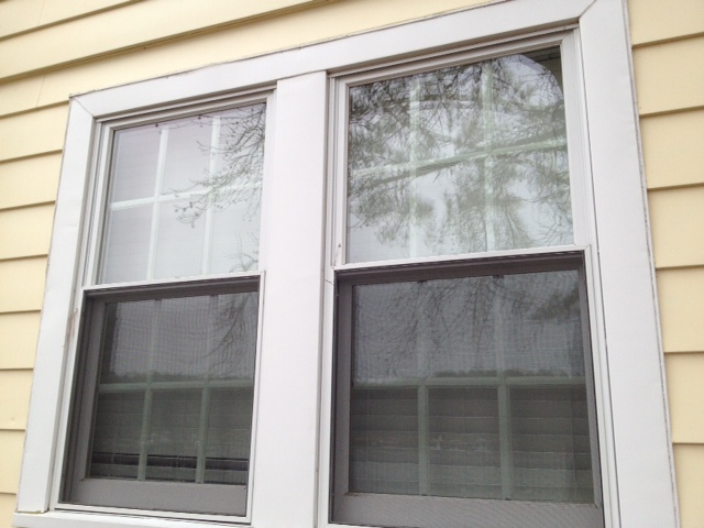 Pella windows installed