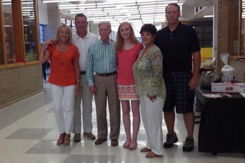 Andrew Crabtree Scholarship 2015