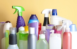 Common cleaners are the number two cause of dangerous exposures in the United States.