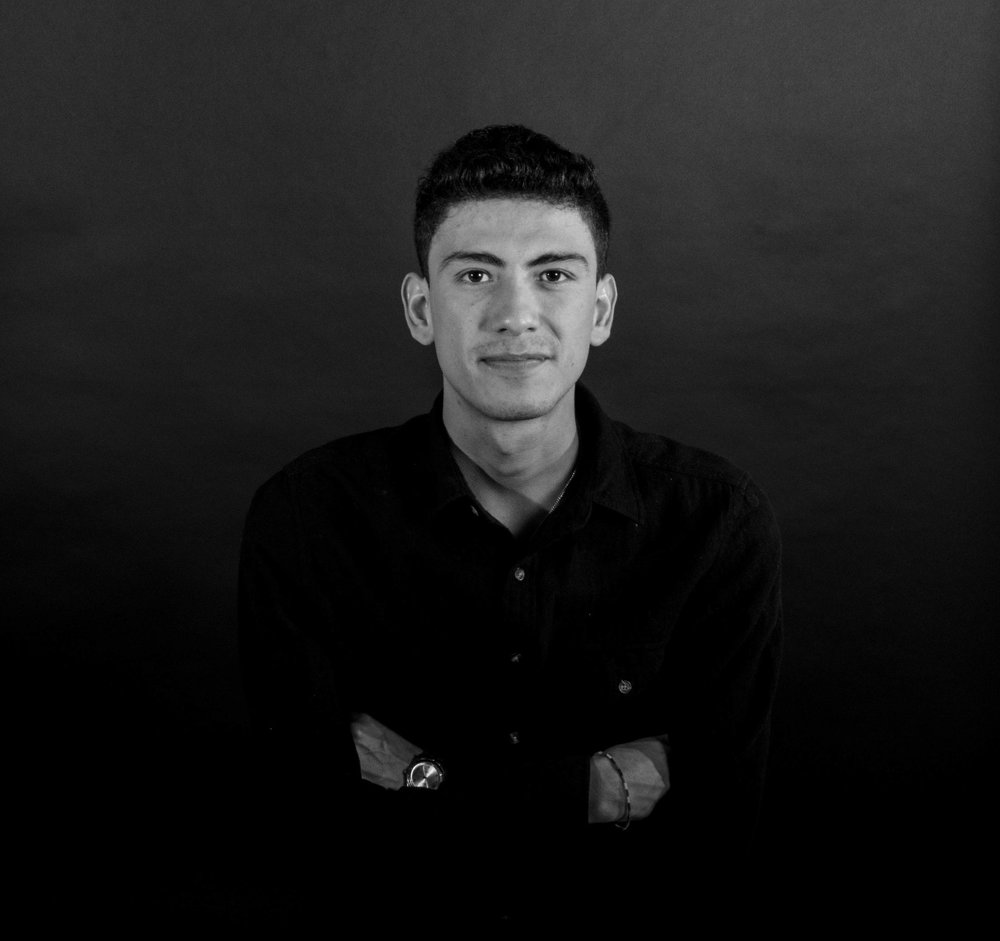 Alejandro Rojas  production manager      EXPERIENCE:   Bachelor of visual design, univerisidad panamericana   PASSIONS:  photography, astrology, modeling, travel, foreign languages   HOMETOWN:   Bogota, colombia