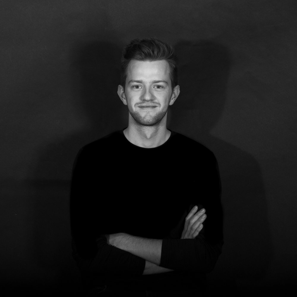 Rory McDonald  Design Intern   EXPERIENCE:  BA Design for Industry, Northumbria University   PASSIONS:   Backpacking, drawing, cuisine, off-grid living   HOMETOWN:   Newcastle, UK