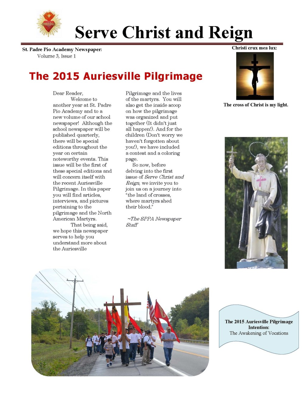 Serve Christ and Reign Special Edition Auriesville  2015_Page_1.jpg