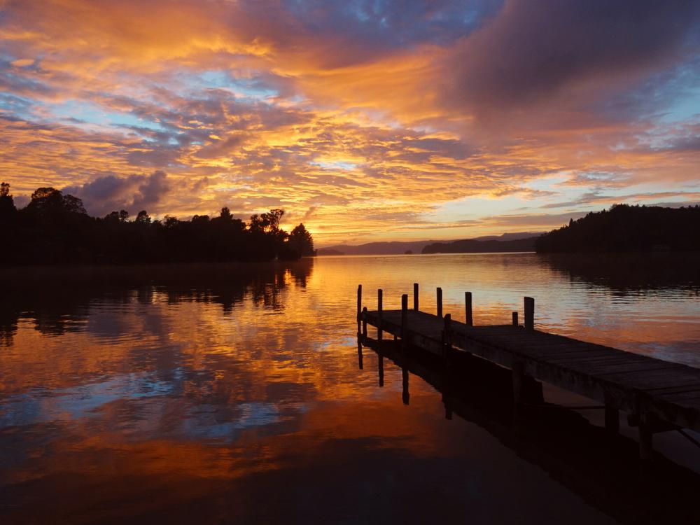Mourea Lake.