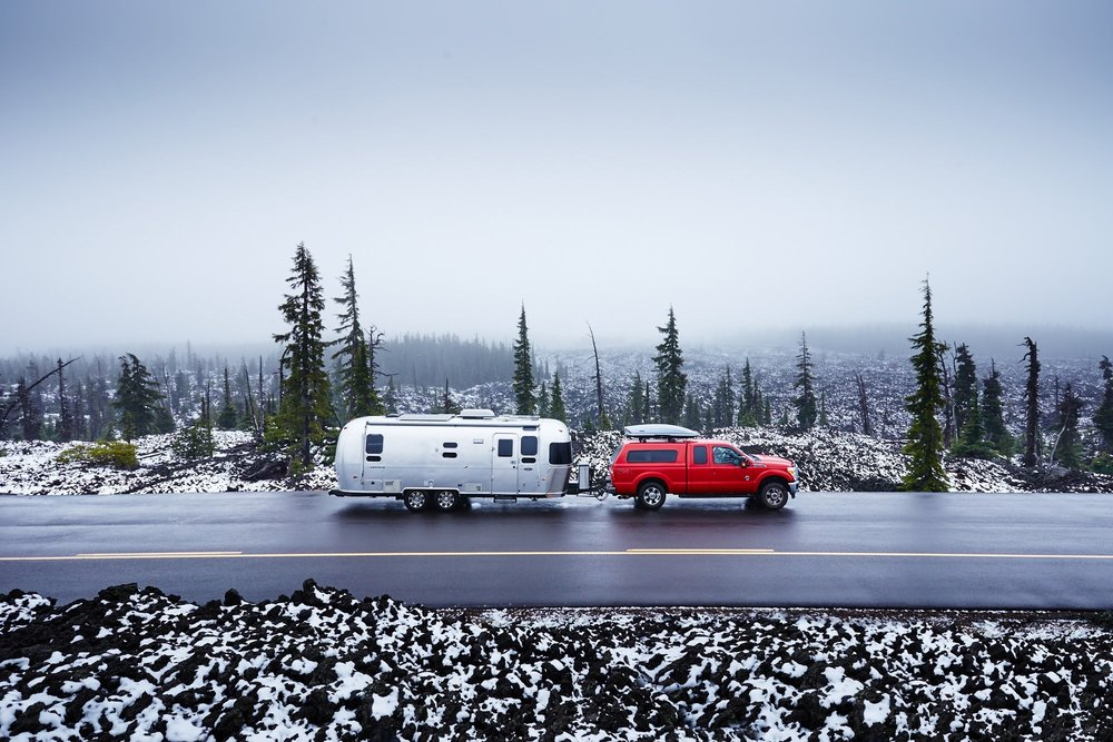Photographer Captures the Meaning of 'Home' While Living Nomadically in an Airstream Trailer