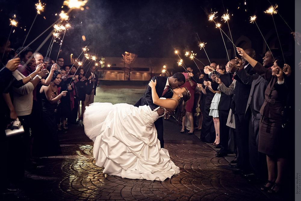 How the Wrong Sparklers Almost Cost Me My Wedding Photography Career