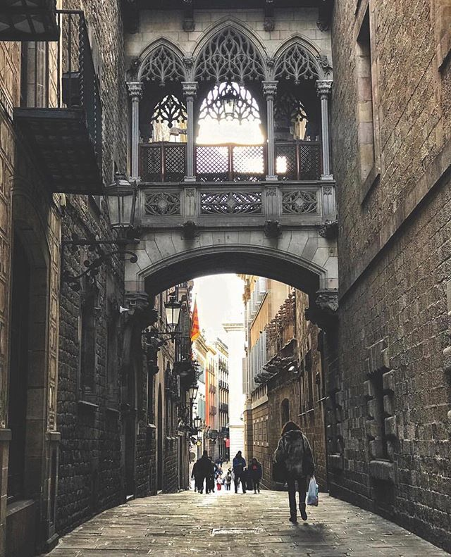 Exploring the Gothic Quarter of Barcelona, Spain with @audiosoup. Thanks for tagging #ResourceTravel! ————————————————- #Barcelona #Spain #Europe #OpenMyWorld #BBCTravel #LonelyPlanet #IntrepidTravel #Global_Hotshotz #TravelDeeper #WorldBestShot #AGameOfTones #TravelGram #OurPlanetDaily #EarthOfficial #AdventureCulture #NakedPlanet  #TravelStoke #DiscoverEarth  #BeautifulDestinations