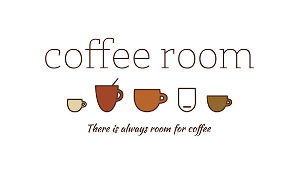 Café Branding - Logo, stationery, coffee cups