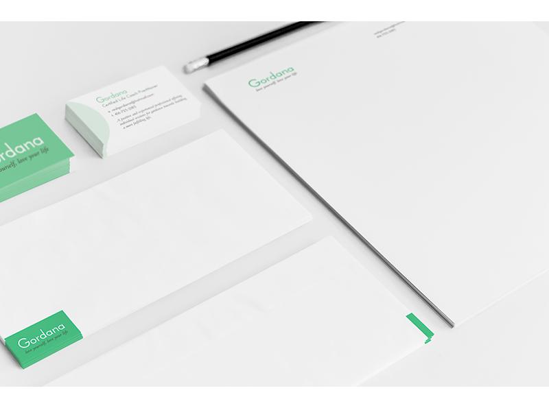 Branding & Identity - Logo, business cards, letterhead