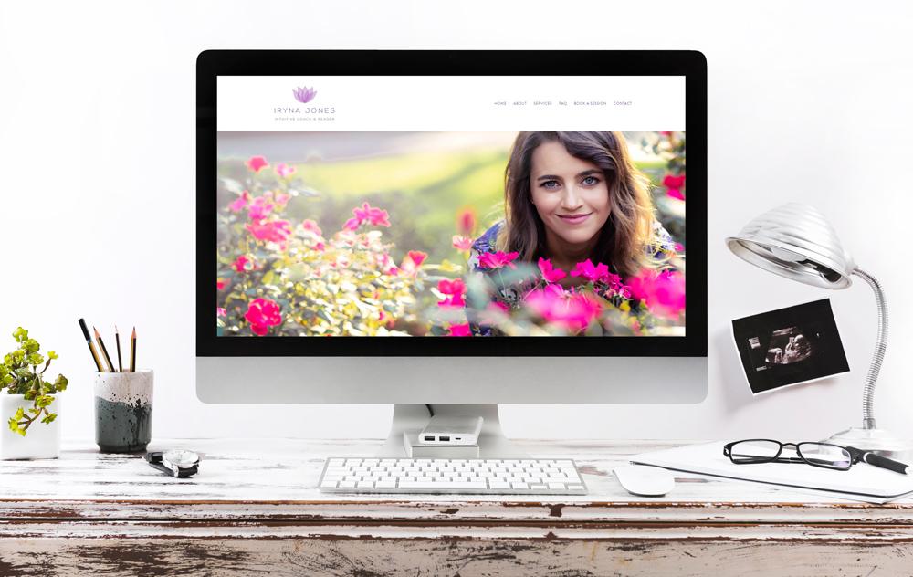 Branding & Web Design - Logo, branding & website design