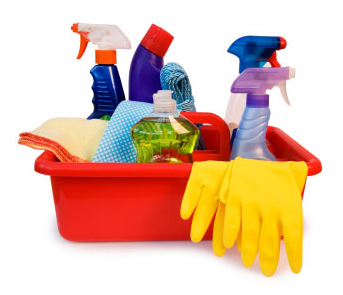 Cleaning in Austin, Texas