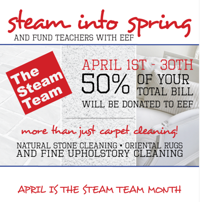 Austin Carpet Cleaning By The Steam Team