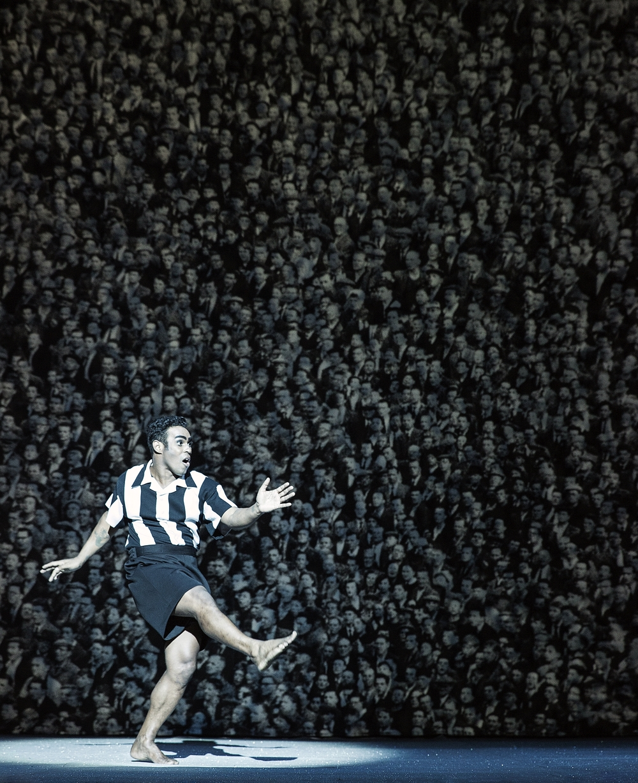 Garrincha a street opera 2016 — carlos j soto