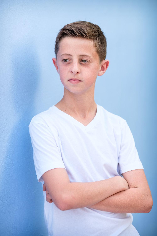 teen portrait photographer