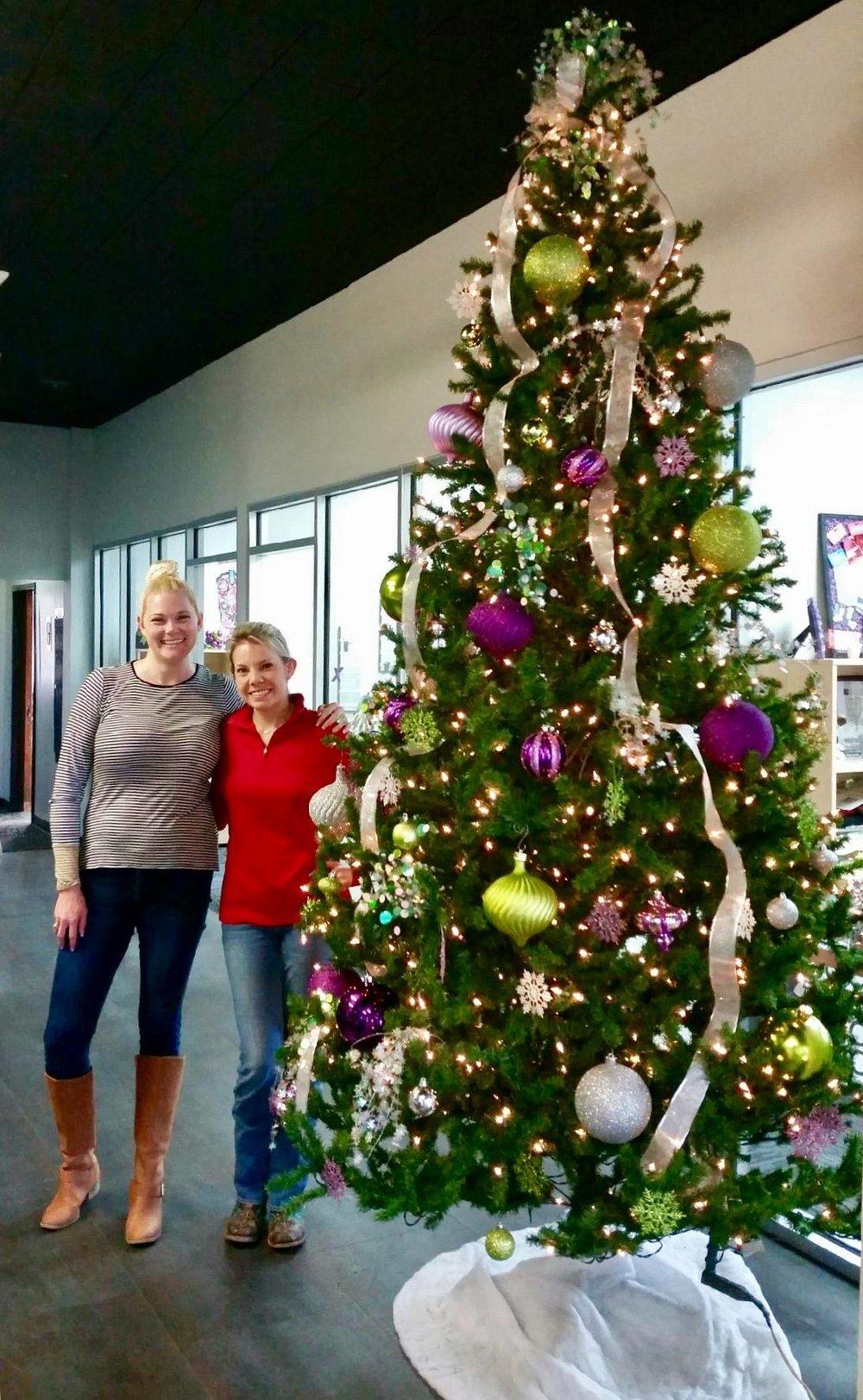 AGX Christmas Tree