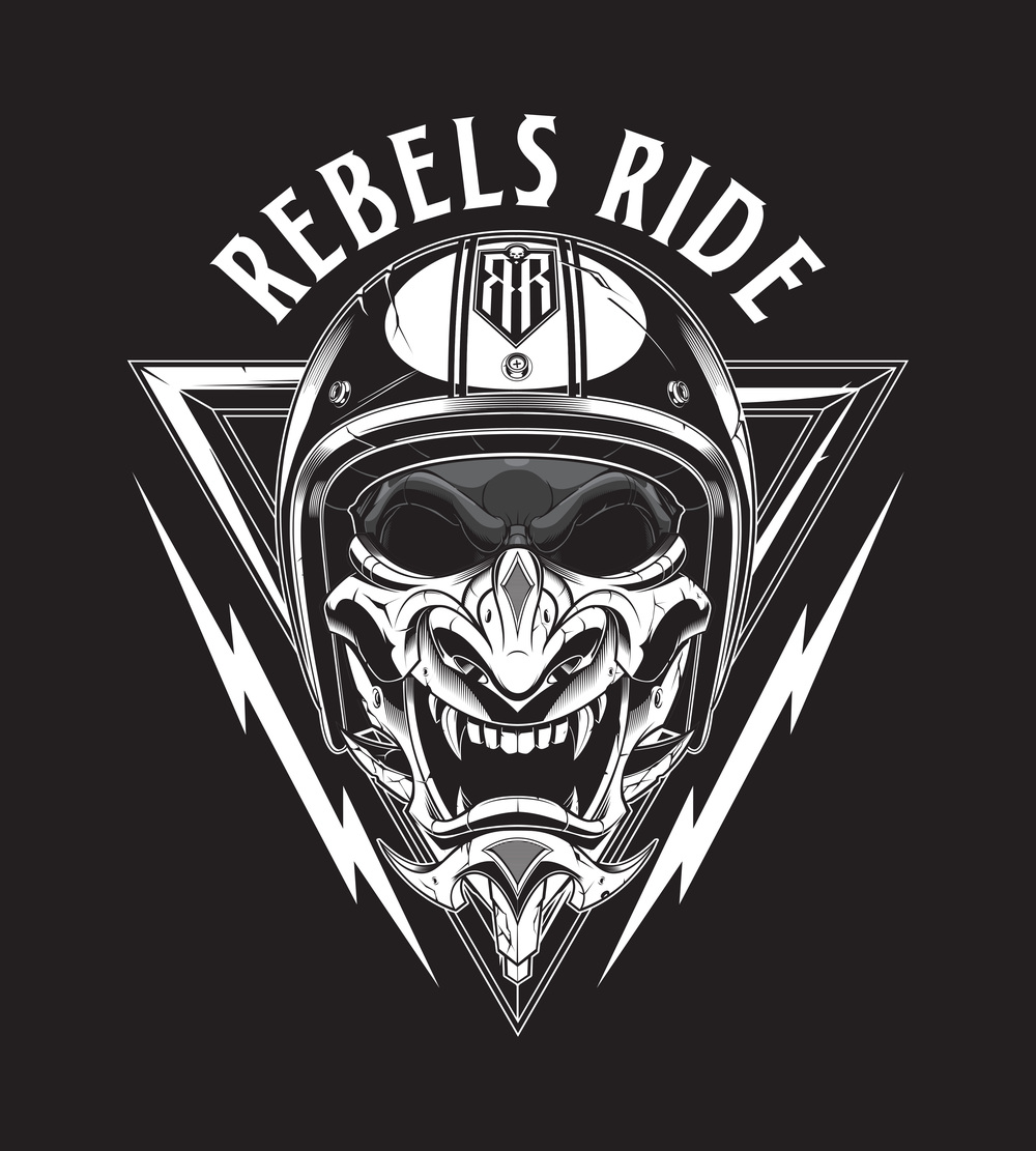 REBELS RIDE SEASON 2 - RIDE LIKE A REBEL