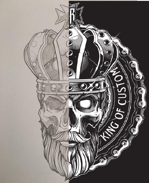 King of Custom
