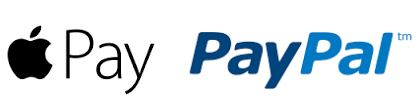We are now accepting Apple Pay and PayPal as of right now!