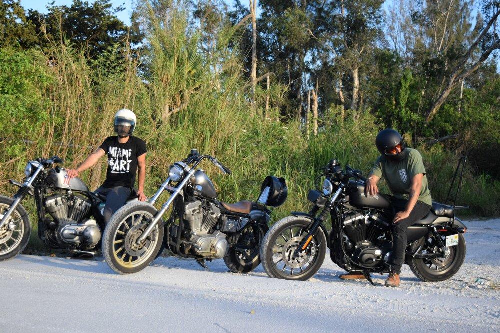 Rebels Ride