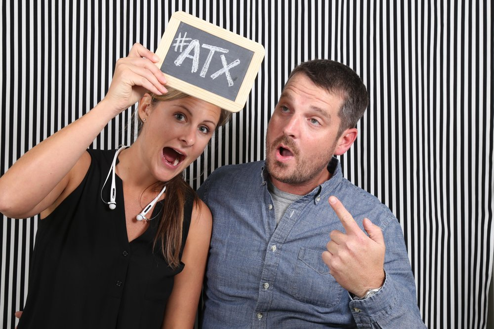 Trailer Booth Photography is a mobile photo booth for parties and events in Austin