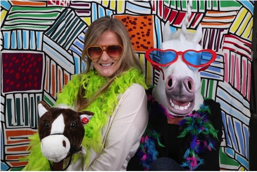 Party photo booth Austin, Texas