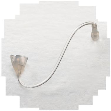 Standard Hearing Aid Tube