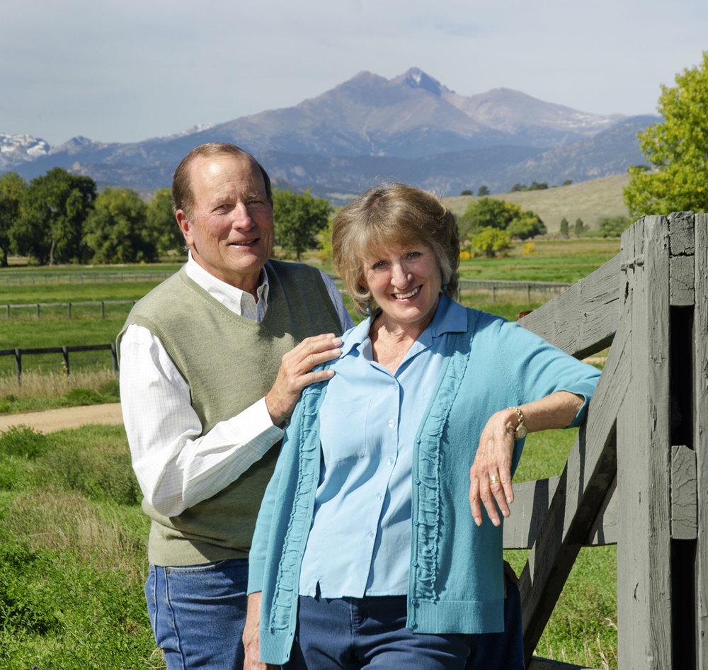 Al and Jill Musser