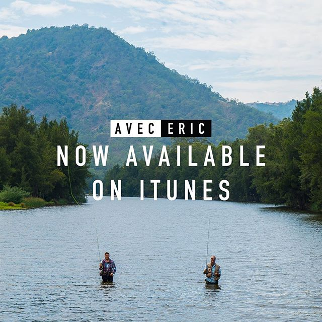 The day has finally come! We're excited to announce that Avec Eric is now on demand just in time for the weekend! Get it on @itunestv || http://bit.ly/AvecEricS3  @ericripert #aveceric #happyviewing