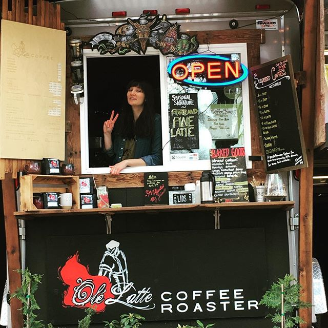 I want to thank everyone for their support as we were down for a bit for the burglary investigation of our beloved coffee cart. We found out our friends Samurai Sushi faced the same fate. Tomorrow open regular hours! See you then and we will overcome!!! #staycaffeinatedmyfriends #nowthatsnotole #wewillwin #portlandcoffee